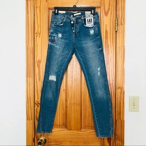 Brand New Zara LAX Limited Edition Jeans